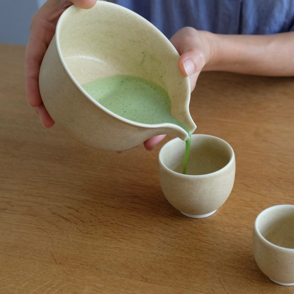 すすむ屋茶具 抹茶シリーズ  SUSUMU MACHA series