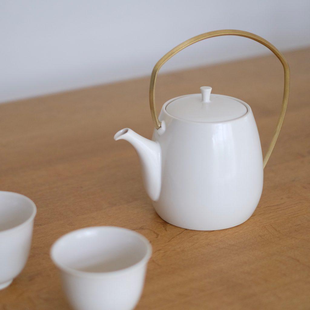 すすむ屋茶具 すすむ土瓶 SUSUMU Teapot